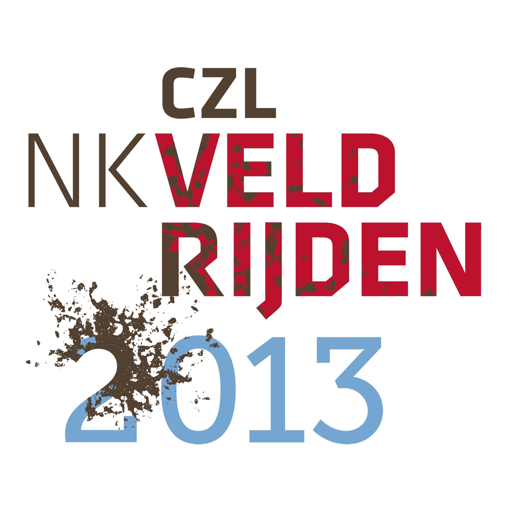 NK Veldrijden logo ontwerp JAgd