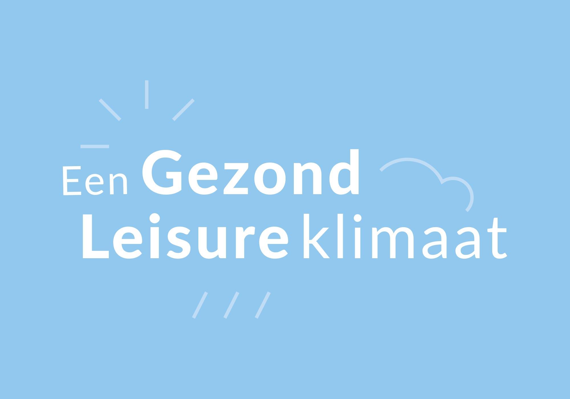 Een Gezond Leisureklimaat logo ontwerp JAgd 3