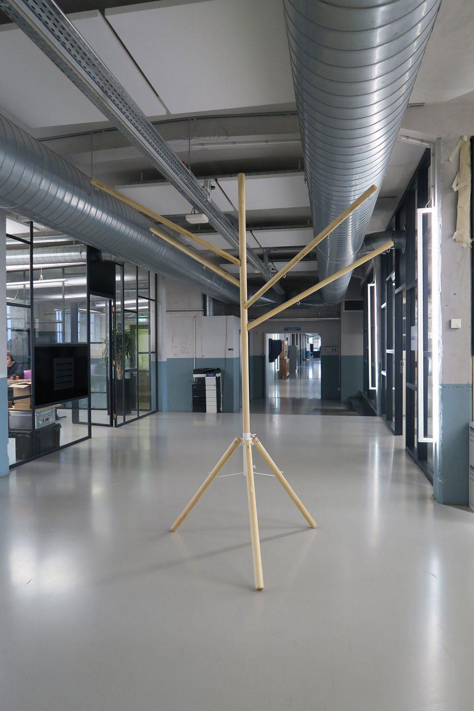 Bannerboom Een Gezond Leisureklimaat 3D ontwerp JAgd