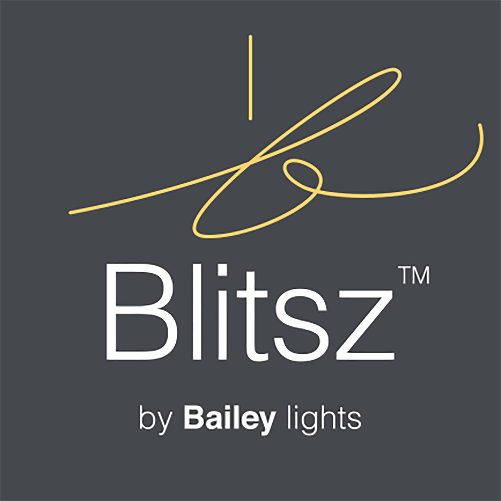 Blitsz Bailey logo ontwerp JAgd