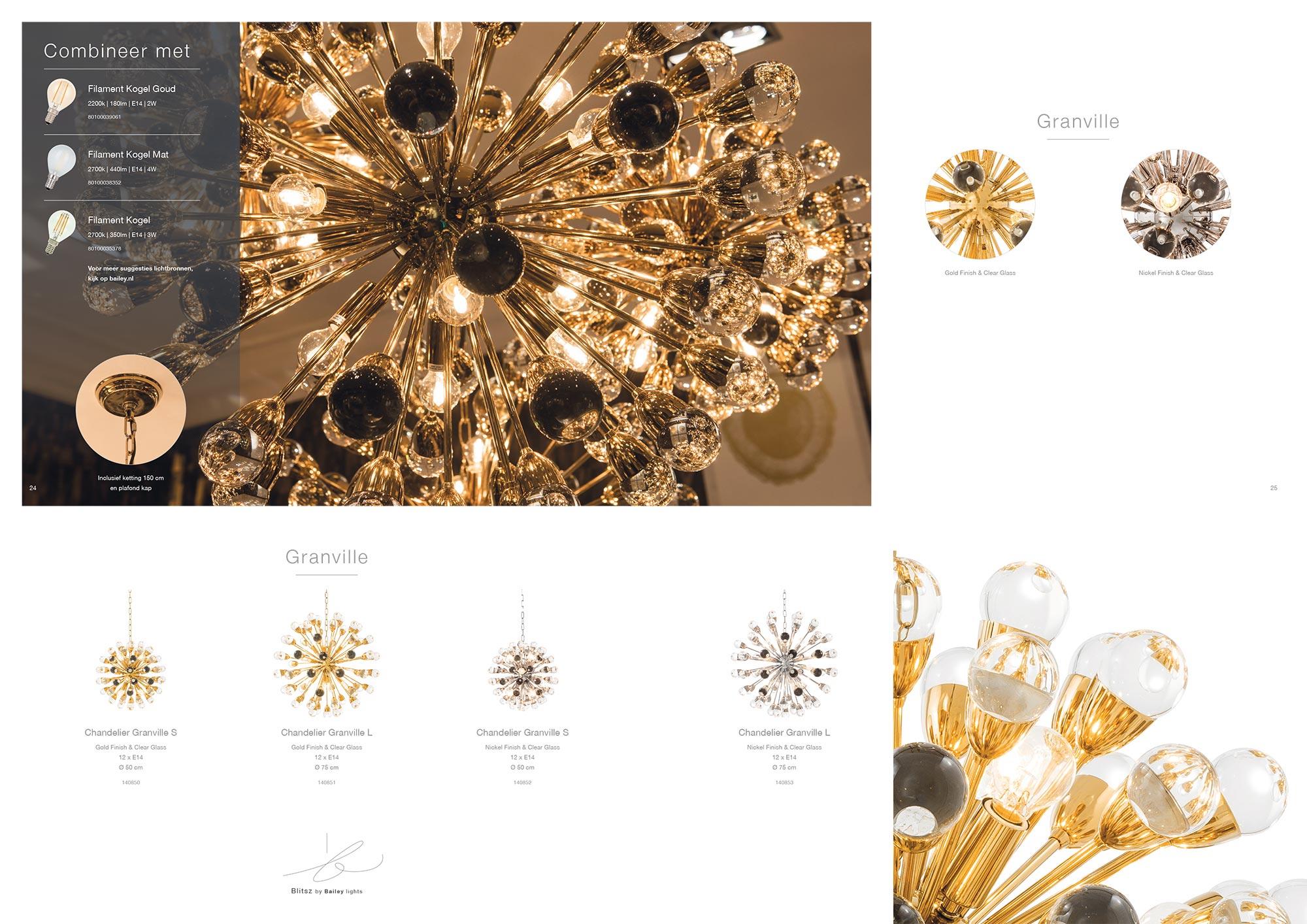 Blitsz catalogus Bailey grafisch drukwerk ontwerp JAgd