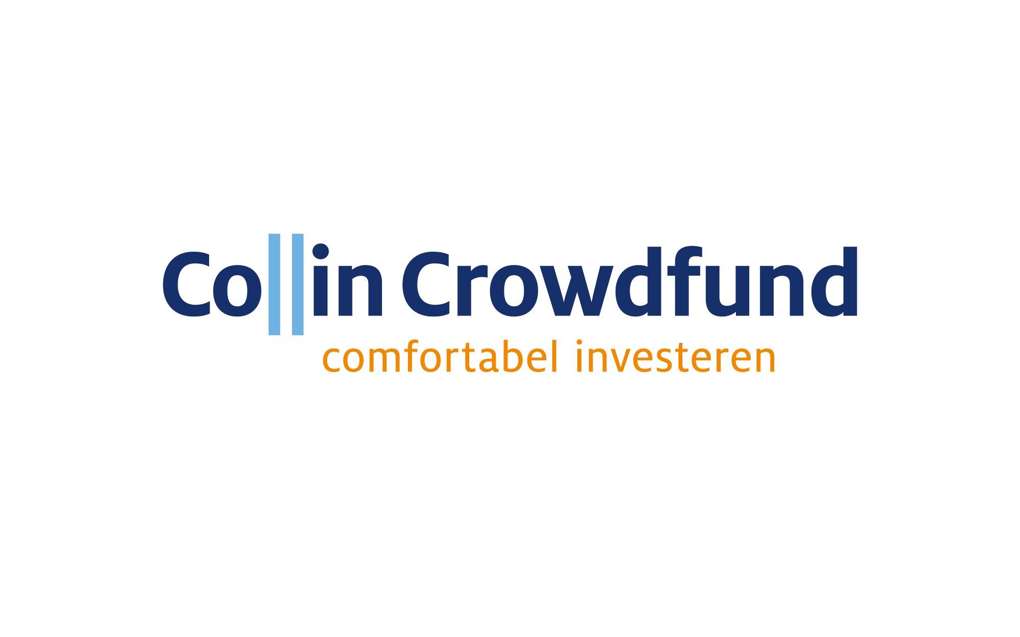 Collin Crowdfund logo ontwerp JAgd