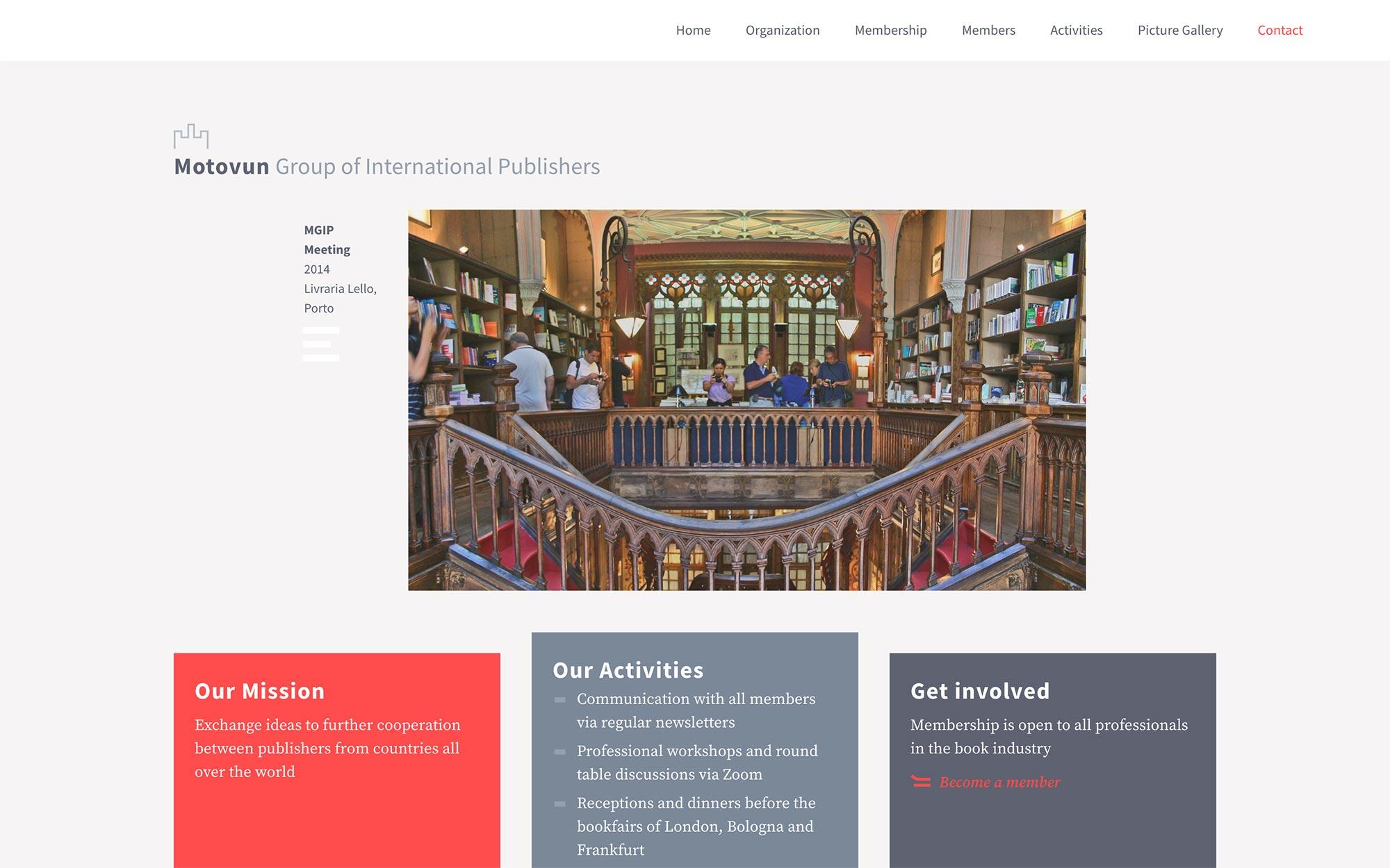Motovun website JAgd ontwerp