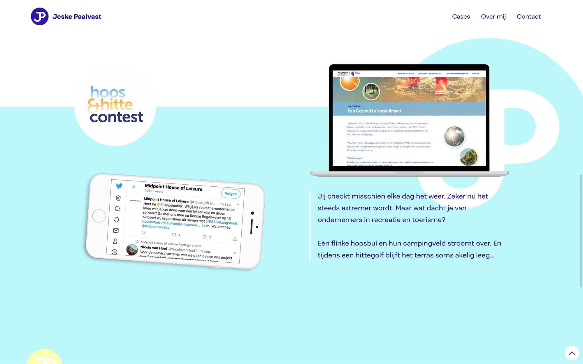 Jeske Paalvast website JAgd ontwerp 5