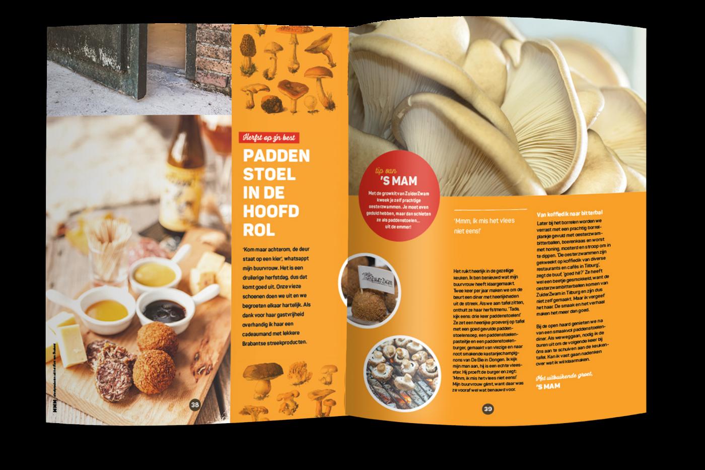 MMM streekproducten uit het Hart van Brabant Midpoint Brabant grafisch drukwerk ontwerp JAgd 8