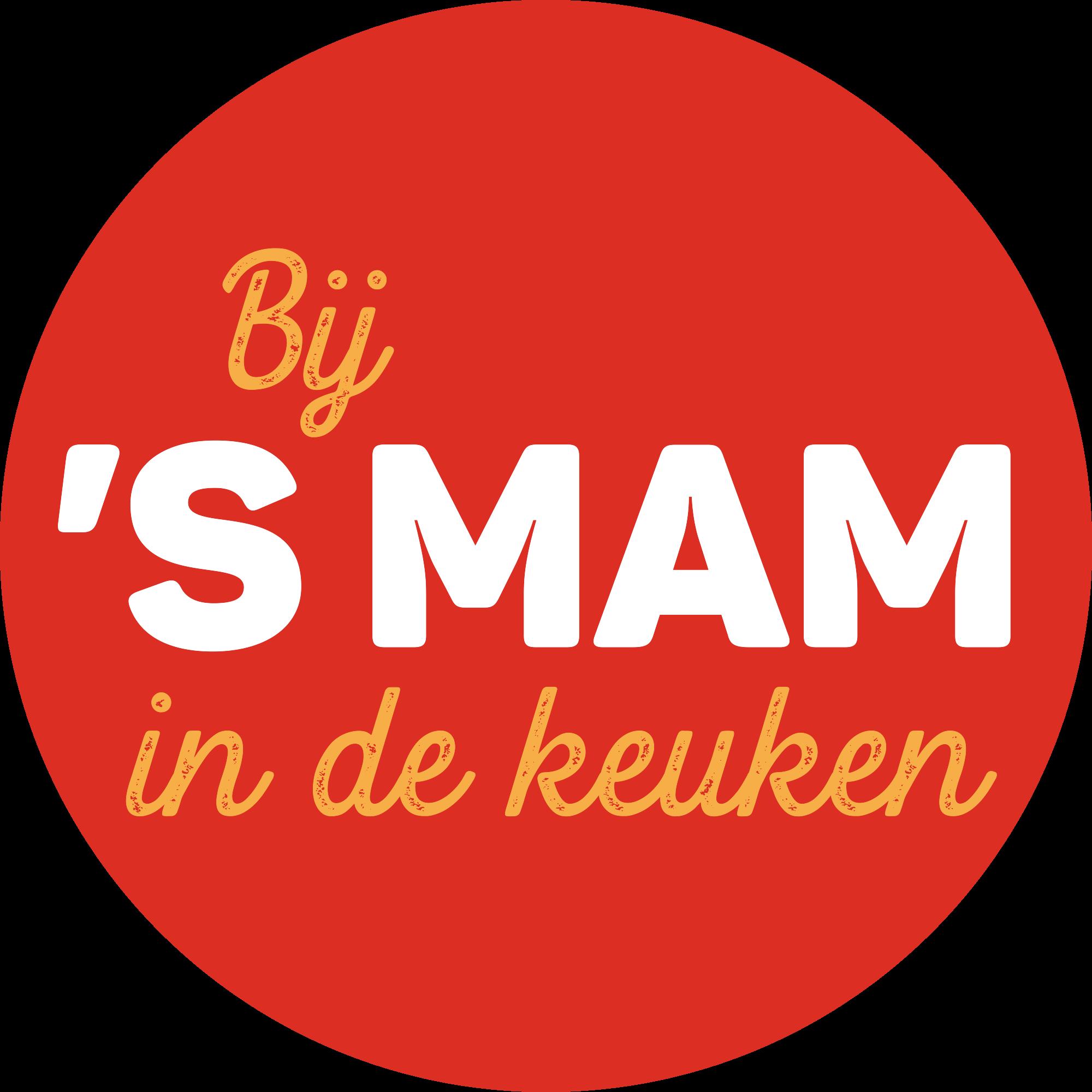 s'MAM in de keuken Midpoint Brabant logo ontwerp JAgd